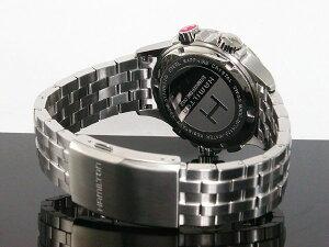 HAMILTONハミルトンKHAKIカーキETO腕時計自動巻きH77612133