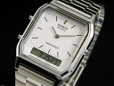 カシオ CASIO アナデジ 腕時計 AQ230A-7 メンズ Mens ウォッチ 時計 AQ-230A-7 うでどけい
