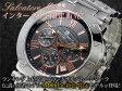 サルバトーレ マーラ SALVATORE MARRA クロノグラフ 腕時計 SM8005-BKPG