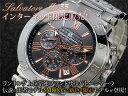 サルバトーレ マーラ SALVATORE MARRA クロノグラフ 腕時計 SM8005-BKPG...