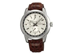 【送料無料】オリエントORIENTオリエントスターOrientStarワールドタイム自動巻(手巻付)メンズ腕時計WZ0031JC国内正規