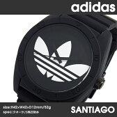 アディダス ADIDAS サンティアゴ クオーツ メンズ 腕時計 ADH6167 ウォッチ 時計 うでどけい