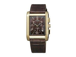 シチズンCITIZENクロノシチズンコレクションエコドライブメンズ腕時計AT0563-10X国内正規