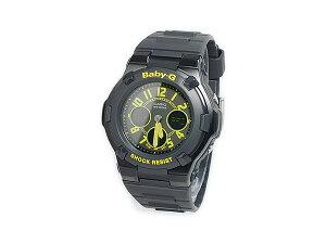 カシオCASIOベイビーGBABY-Gレディースアナデジ腕時計BGA-117-1B3