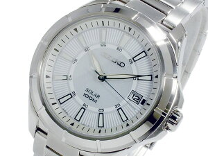 セイコーSEIKOソーラーメンズ腕時計SNE077J