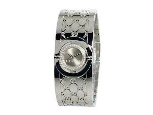 グッチGUCCIクオーツレディース腕時計YA112503