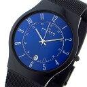 スカーゲン SKAGEN ウルトラスリム チタン メンズ 腕時計 T2...