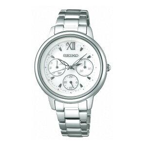 【送料無料】セイコーSEIKOティセソーラーレディース腕時計SWFJ007ホワイト国内正規