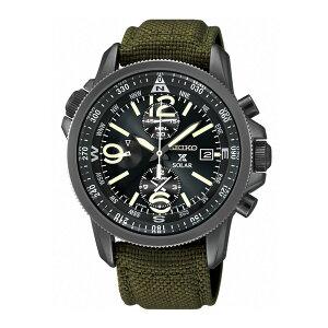 【送料無料】セイコープロスペックスクオーツメンズ腕時計SBDL033オリーブグリーン国内正規