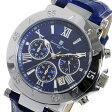 サルバトーレマーラ クオーツ クロノ 腕時計 SM8005S-SSBLBL ブルー/ブルー
