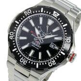 【送料無料】オリエント エムフォース 自動巻き メンズ 腕時計 SEL07002B0 (WV0151EL) ブラック