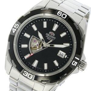 【送料無料】【】オリエントORIENT自動巻きメンズ腕時計SDW01001B0ブラック