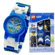 レゴ LEGO キッズウォッチ スペシャルポリス CITY 腕時計 LK-8020028 4977524485476