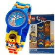 レゴ LEGO リンクウォッチ エメット Movie 腕時計 LL-8020219 4977524485469