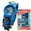 レゴ LEGO リンクウォッチ ジェイ NINJAGO 腕時計 LL-8020530 4977524485520