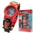 【10,000円以上購入で1000円OFF】レゴ LEGO リンクウォッチ カイ NINJAGO 腕時計 LL-8020547 4977524485537