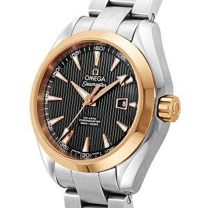 【送料無料】オメガOMEGAシーマスターアクアテラ自動巻きレディース腕時計231.20.34.20.01.003ブラック