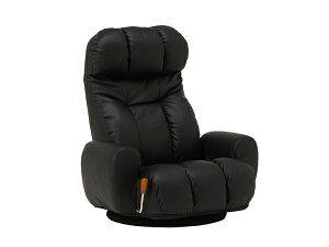 【送料無料】フロアチェアFLOORCHAIR座椅子LZ-4271BK【】