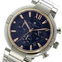 サルバトーレマーラ クロノ クオーツ メンズ 腕時計 SM17106-...