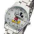 インガソール ディズニー INGERSOLL DISNEY Classic Disney レディース 腕時計 DIN005SLSL シルバー