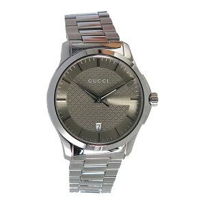 【送料無料】グッチGUCCIGタイムレスG-TIMELESSクオーツメンズ腕時計YA126445ブラウン