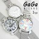 ガガミラノ GAGA MILANO 腕時計 スリム SLIM...