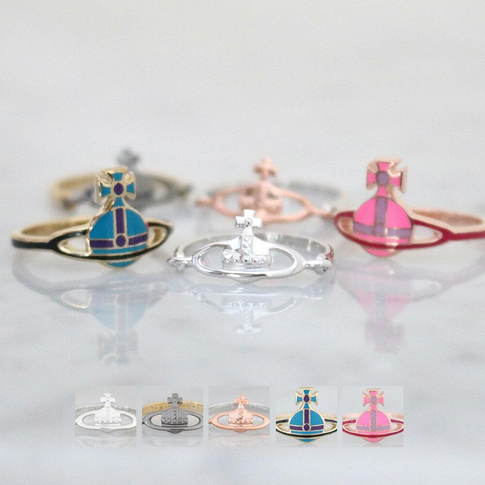 レディースジュエリー・アクセサリー, 指輪・リング  64040011 64040012 5type 3size Vivienne Westwood VENDOME KATE RING