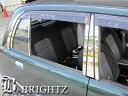 【 BRIGHTZ ミラ L700S L710S 5ドア車 超鏡面ステンレスメッ...
