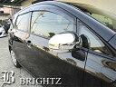【 BRIGHTZ ラクティス 120 125 メッキドアミラーカバー Fタ...