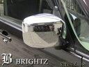 【 BRIGHTZ パレット MK21S メッキドアミラーカバー Aタイプ ...