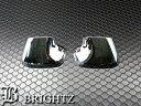 【 BRIGHTZ フィットハイブリッド GP5 GP6 メッキドアミラー...