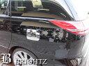 【 BRIGHTZ エスティマ ACR50 GSR50 AHR20 鏡面ステンレスガ...