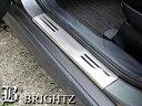 【 BRIGHTZ RVR GA3W GA4W ステンレスメッキエントランスモー...