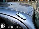 【 BRIGHTZ ミラジーノ L650S L660S メッキアンテナカバー F...