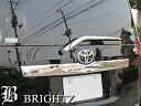 【 BRIGHTZ ヴォクシー 70 75 メッキリアワイパーアームカバ...