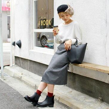サイドゴアショートブーツ【ブラック2タイプ】 レディース ローヒール ヒール 歩きやすい 痛くない ブーツ黒