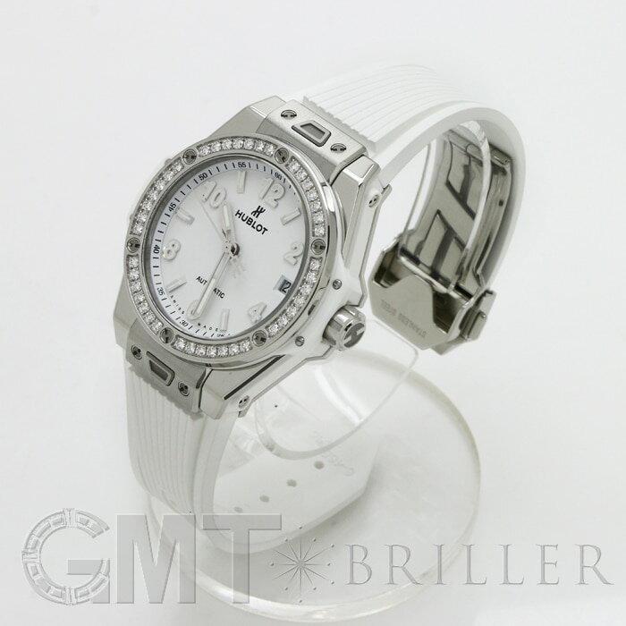 HUBLOT(ウブロ)『ビッグ・バンワンクリックスチールホワイトダイヤモンド(465.SE.2010.RW.1204)』