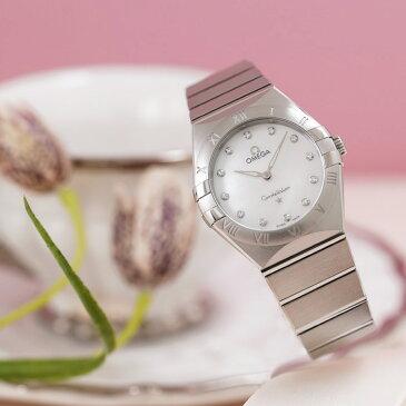 オメガ コンステレーション クオーツ 28mm 131.10.28.60.55.001 OMEGA OMEGA 新品レディース 腕時計 送料無料