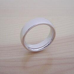 最高に気持ちが良い着け心地の結婚指輪「一つの指輪~プラチナモデル~」
