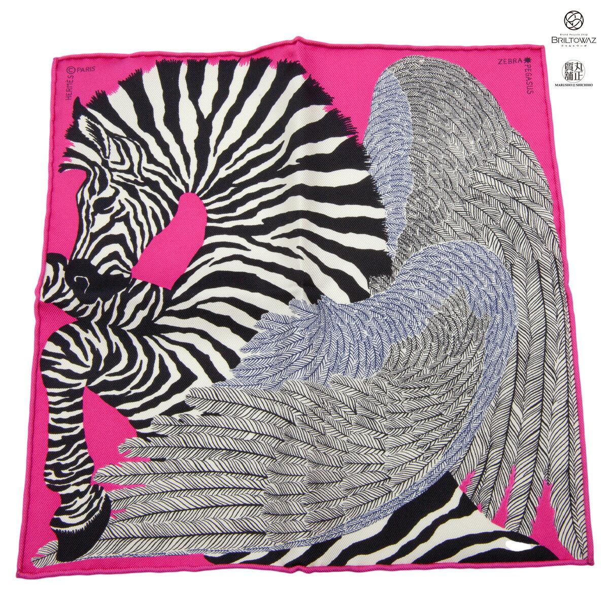 HERMES zebra pegasus scarf 20 ZEBRA PEGASUS 2020...