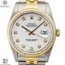 【送料無料】【あす楽】ROLEX メンズ 腕時計 デイトジャスト Ref1623
