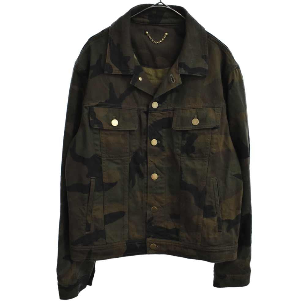 メンズファッション, コート・ジャケット SUPREME()17AW LOUIS VUITTON Jacquard Denim HDK91WDSQSA