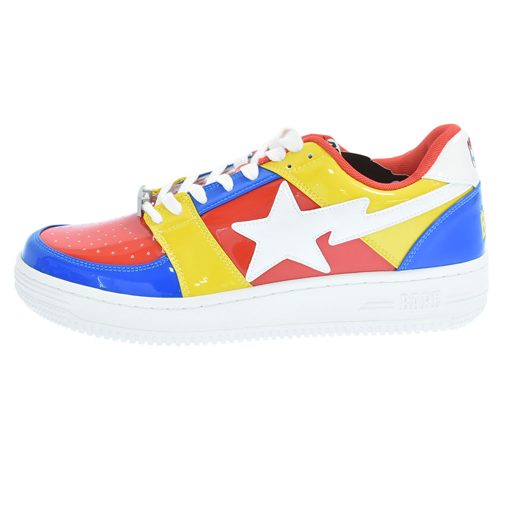 メンズ靴, スニーカー A BATHING APE()MEDICOM TOY BAPESTA LOW NSALE 227 0:0023:59 24