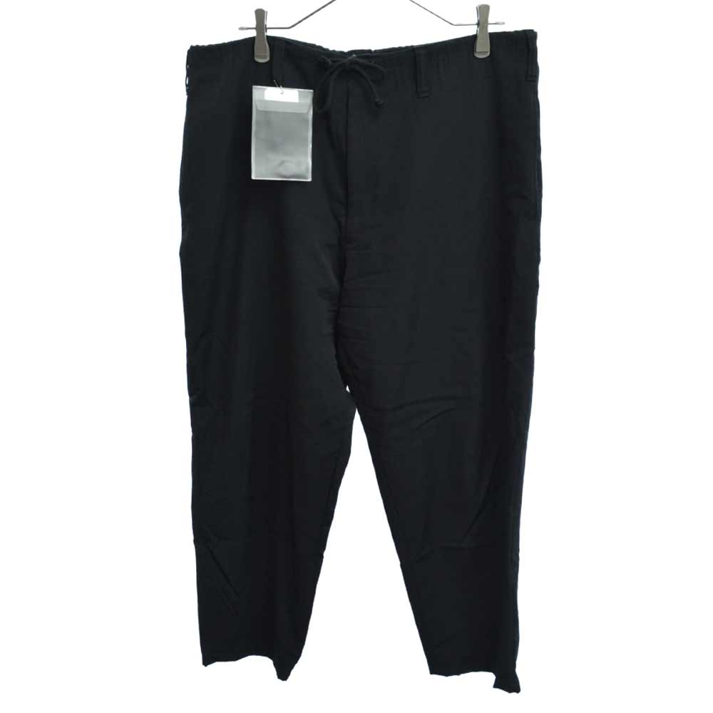 メンズファッション, ズボン・パンツ Yohji Yamamoto POUR HOMME( )Classic Drawcode Easy Pants HR-P70-100ASALE 5.17 20:00-5.19 16:59