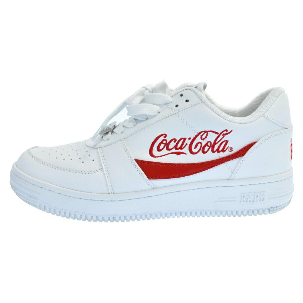 メンズ靴, スニーカー A BATHING APE()Coca Cola BAPE STA LOW ASALE 5.17 20:00-5.19 16:59