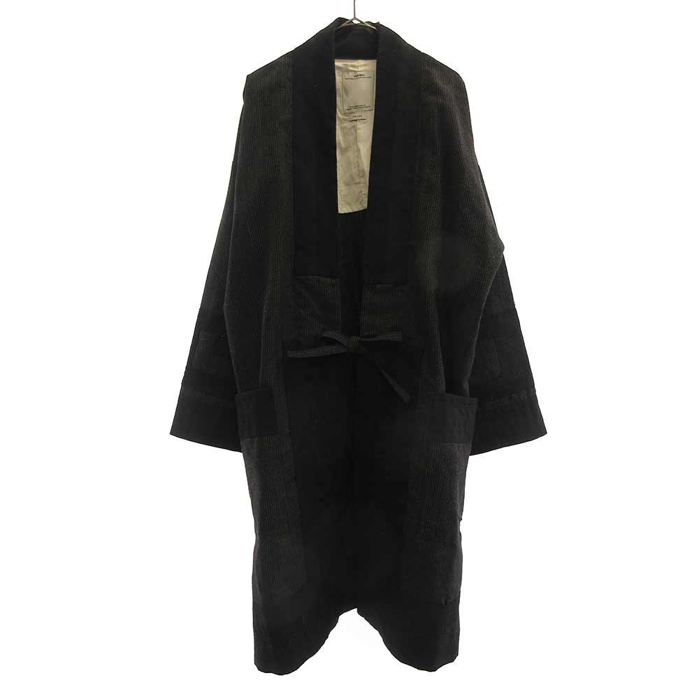 メンズファッション, コート・ジャケット VISVIM()17SS RUUNPE COAT PINSTRIPE 0117105013005 A