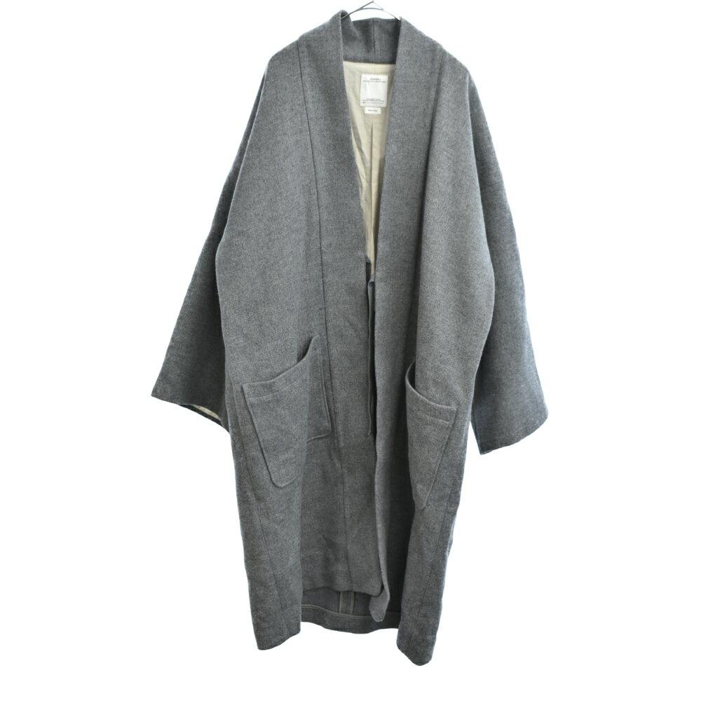 メンズファッション, コート・ジャケット VISVIM()20AW KIYARI MELTON COAT 0120205013008A
