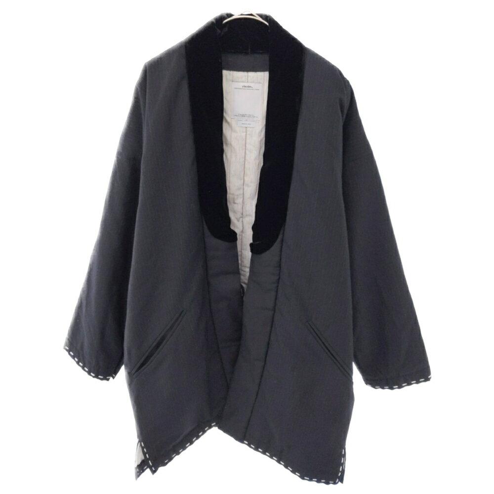 メンズファッション, コート・ジャケット VISVIM()16AW DOTERA COAT WOOL STRIPE 0116205013021 SA