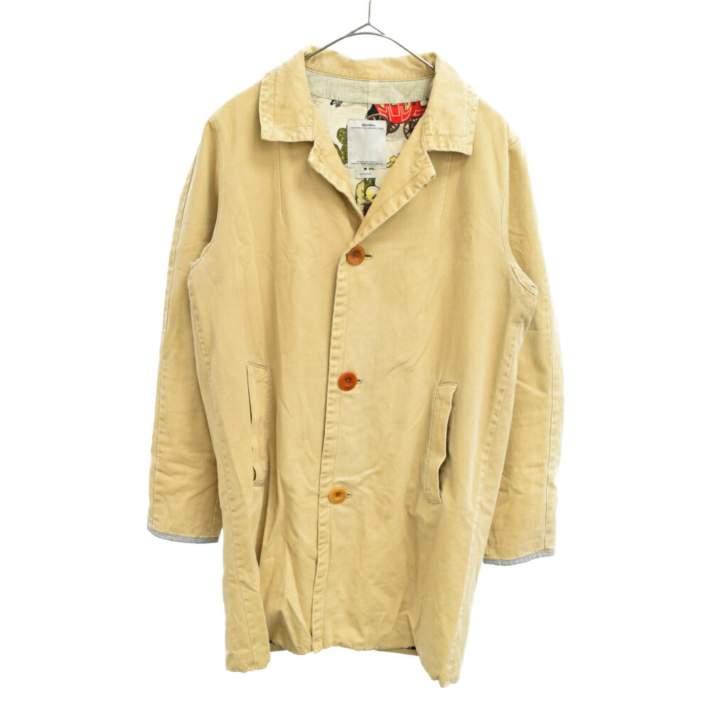 メンズファッション, コート・ジャケット VISVIM()MIES COAT BURGUNDY 0114205013012 AB