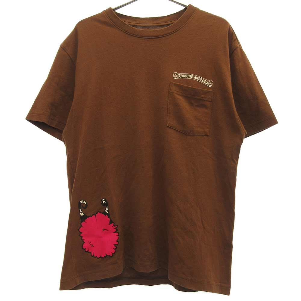 トップス, Tシャツ・カットソー CHROME HEARTS()PPO STRUCTURE T-SHRT MATTY BOY T AB